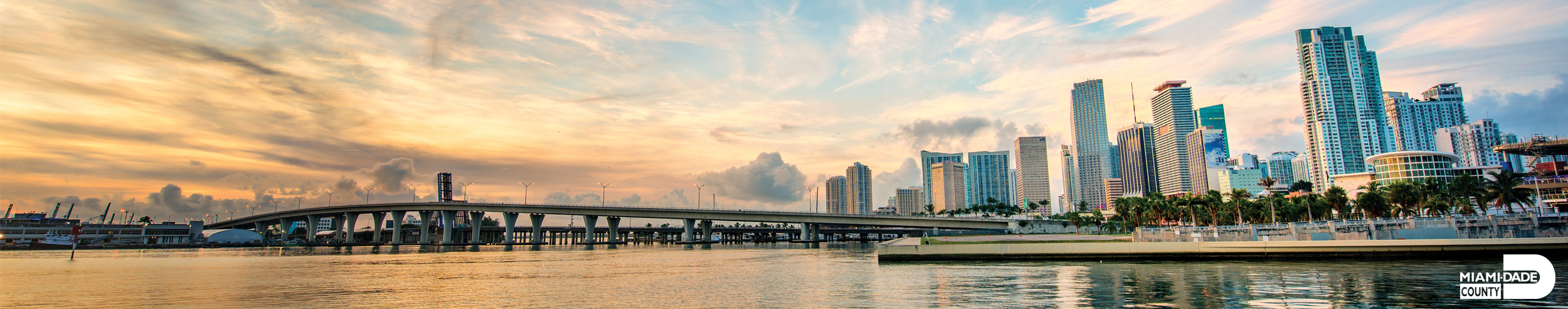 Miami-Dade County Weekly Construction Report Header Image